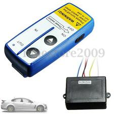 12V 50ft/15M Electric Winch Wireless Remote Control Switch For Truck Jeep ATV