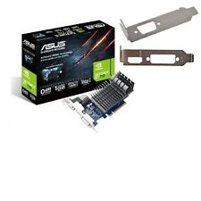 Low Profile ASUS NVIDIA GeForce GT 710 2 GB Graphics Card VGA/DVI/HDMI 710-2-SL