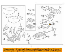 GM OEM Front Seat-12V Power Outlet Cap 13580621