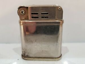 VINTAGE BEATTIE JET PIPE SILVER LIGHTER - MADE IN U.S.A. 3108.27