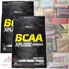 Olimp BCAA Xplode Powder Erdbeere 1kg Verzweigtkettige Aminosäuren