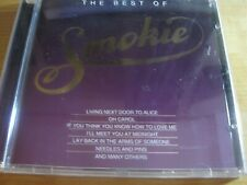 CD THE BEST OF SMOKIE. GREAT SONGS TO START THE PARTY OFF. BRADFORD BAND?