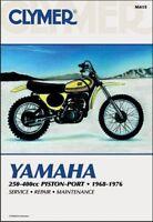 Yamaha DT MX 250 360 400 DT250 DT360 DT400 MX250 MX360 CLYMER REPAIR MANUAL M415
