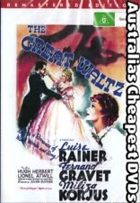 The Great Waltz DVD NEW, FREE POSTAGE WITHIN AUSTRALIA REGION ALL