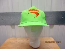VINTAGE NEWPORT CIGARETTES LOGO NEON SNAPBACK HAT CAP NEW W/O TAGS 80s 90s