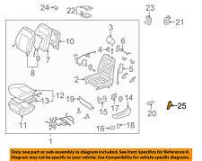 TOYOTA OEM Power Seat Track-Motor 8580160040