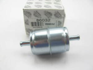 Carquest 86032 Fuel Filter Replaces 33002 F20011 G492 GF73 FF5015 BF7736