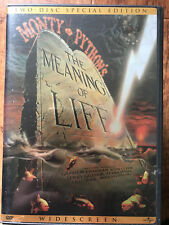 MONTY PYTHON's MEANING OF LIFE ~ 1983 ~ 2-Disc Special Edition US R1 DVD