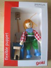 Puppenstube Biegepuppe Puppe Bauer *NEU* ideal für Landwirte