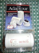 World Wide Travel Adapter Plug NWT