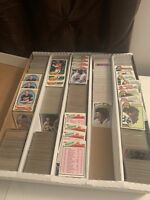 Mixed Lot of 75 Vintage Football Cards HOF Stars SP RC Insert #'d 1968-today $BV