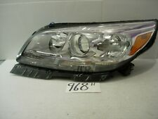 13 14 15 Chevy Malibu Projector DRIVER Side Used Headlight Front Lamp #968-H
