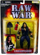The Undertaker Raw is War Action Figure Jakks Pacific Nip
