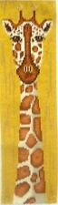 Lanarte Counted Cross Stitch Unframed Tapestry Linen Picture Giraffe