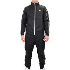 Nike Sportswear Trainingsanzug Schwarz Herren BV3030 010