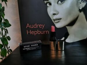 Bobbi Brown Luxe Lip Colour Natural Rose 6 Travel Size 2.5g In Box