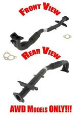 Brand New Front Flex Pipe with Gaskets for Mitsubishi Outlander AWD 2003-2006