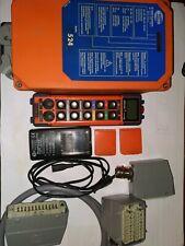 Sendergehäuse von HBC Funkfernsteuerung Kran Baukran