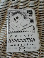 PUBLIC ILLUMINATION MAGAZINE #31 - Mini-size comix - 9.2, WP - 1st printing