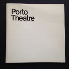 """Theatre of the Absurd?:  U.S. Department of State's """"Porto Theatre"""" (1968)"""
