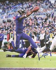 Lamar Jackson Autographed Signed 8x10 Photo ( Ravens ) REPRINT
