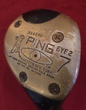 Ping Eye 2 Fairway Wood 7 Steel Right