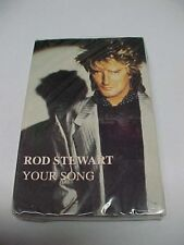 ROD STEWART Your Song Mandolin Wind Cassette Tape Brand New Sealed