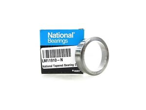 NEW National Wheel Bearing Race LM11910 Ford Chevrolet Dodge AMC VW Audi 1965-93