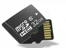 Memory Card 32GB TF Flash Card High Speed Class 10 Memory Card Gift Adapter &...