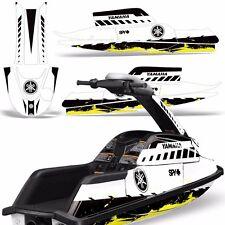 Decal Graphic Kit Yamaha Superjet Ski Wrap Jetski Super Jet Parts Round Nose WRK