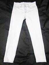 J BRAND Jeans Capri in Polar Wash-Light Gray Stretch Skinny Size 29