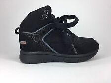Phat Pharm Black High Top Sneakers Size 7 (infant toddler)