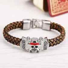 Anime One Piece Cosplay Bracelet Unisex Fan Gift