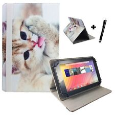 "10.1 inch Case Cover For Wortmann Terra Pad 1061 Tablet - 10.1"" Cat Kitten 2"