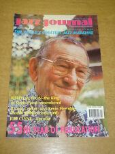 JAZZ JOURNAL INTERNATIONAL VOL 55 #4 2002 APRIL RALPH SUTTON JEFF CLYNE