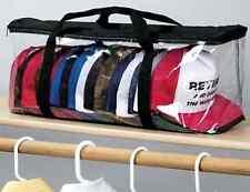 25-30 Baseball Cap Hat Case Storage Organizer Protector Storing Bag Dust Free .