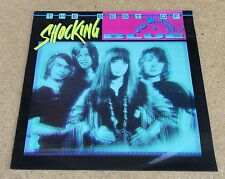 The Best Of Shocking Blue 1986 Portugal issue  Vinyl LP EXCELLENT CONDITION