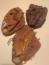 "WILSON MINI-PRO Baseball Glove 9"" Grip Tite Pocket T-Ball Left Hand A2291 Kids"
