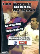 DVD NEUF pas cher GRANDS DUELS DU SPORT REAL MADRID FC BARCELONE FOOTBALL