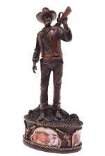 "Bradford Exchange John Wayne American Hero Figurine ""Duke"" - Euc"