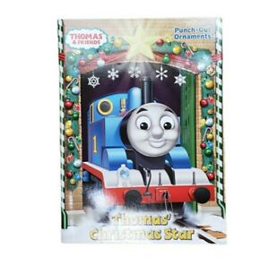 Thomas & Friends Thomas' Christmas Star Colorbook
