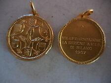 medaglia avis donatori di sangue Milano 1967