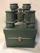 TASCO 8X40 323 RZ Green Binoculars Wide Angle 157M/1000M 472FT AT 1000YDS