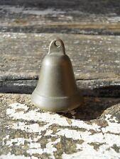 Ancienne petite cloche en bronze 3,5 cm