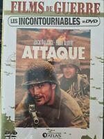 DVD : Attaque - GUERRE - NEUF