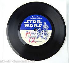 "Vintage Star Wars 7"" Record LP 1979 Lucasfilm 33-1/3 Joh Williams"
