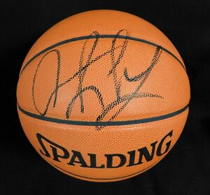 Dennis Rodman Signed Spalding Official NBA Game Ball JSA Authenticated