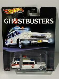 Ghostbusters ECTO-1 Hot Wheels Real Riders GJR39