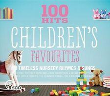 100 Hits  Children's Favourites [CD]