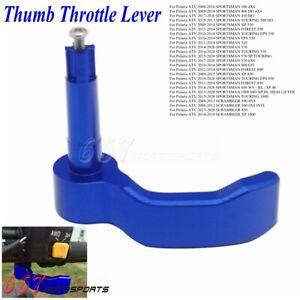 Thumb Throttle Lever For Polaris Sportsman 300 400 450 500 550 570 850 1000 2020